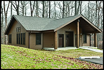 cabin suites at Brown County State Park
